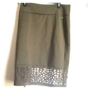 Cage bird skirt